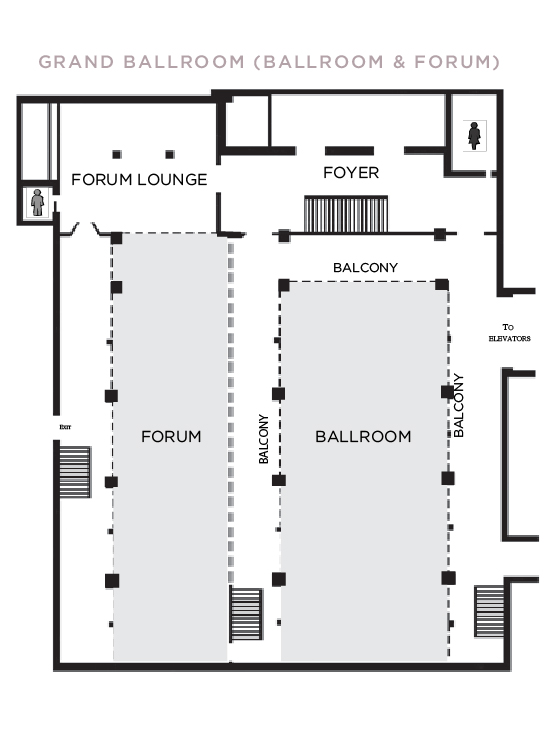 park central hotel meeting space in new york city ForSpecifiche Home Plan