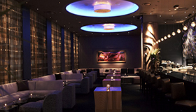 Interior view of 48 Lounge bar and lounge